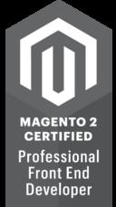 Magento 2 Certified Frontend Developer
